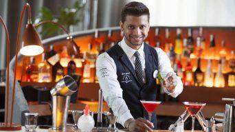 Joel Jamal, mejor coctelero de Madrid